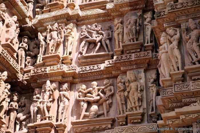 Секс храмы в индии